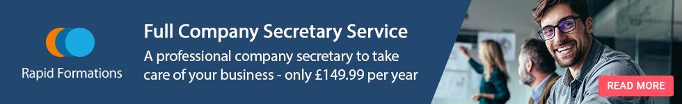 Full Company Secretary Service